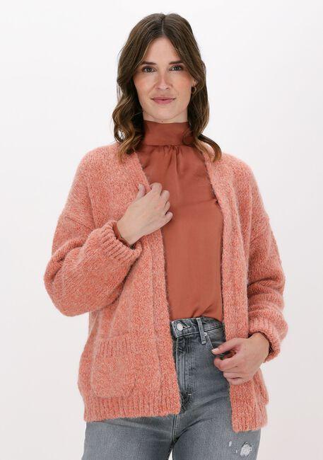 Roze KNIT-TED Vest BERNELLE CARDIGAN  - large