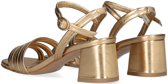 Gouden ANONYMOUS COPENHAGEN Sandalen JANI 50  - large