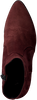 Rode VIA VAI Enkellaarsjes 5101052 - small