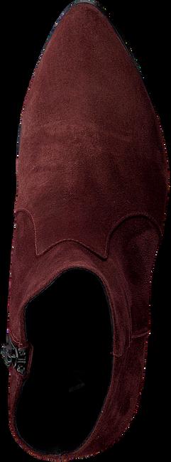 Rode VIA VAI Enkellaarsjes 5101052 - large