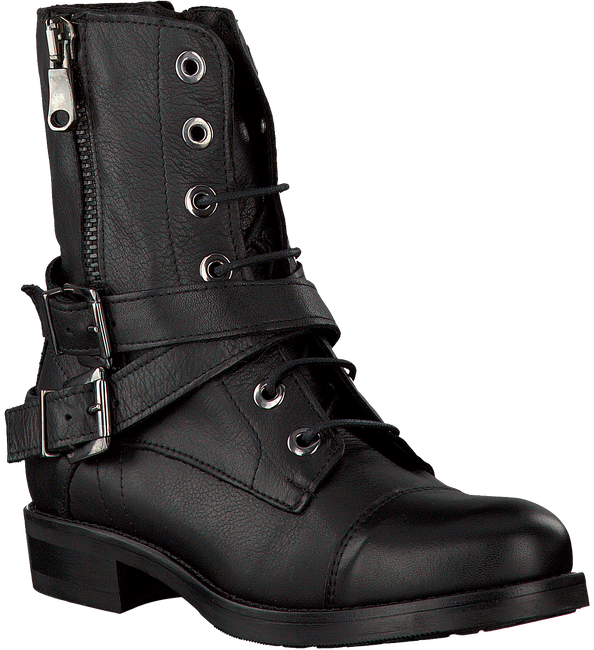 Zwarte OMODA Biker boots K321  - large