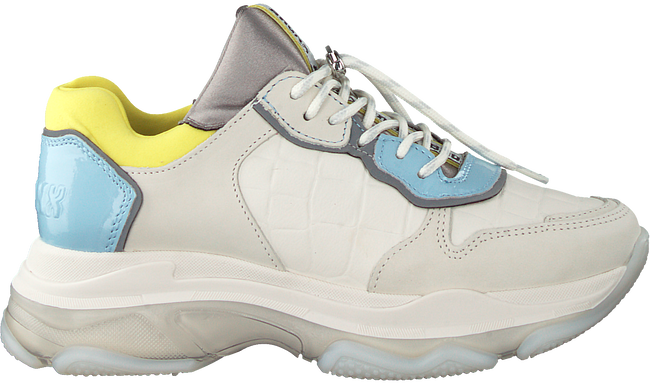 Witte BRONX Lage sneakers BAISLEY  - large