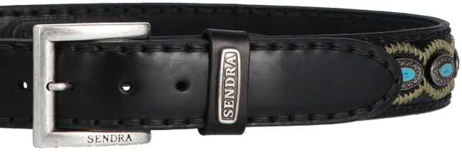 Zwarte SENDRA Riem 7612 - large