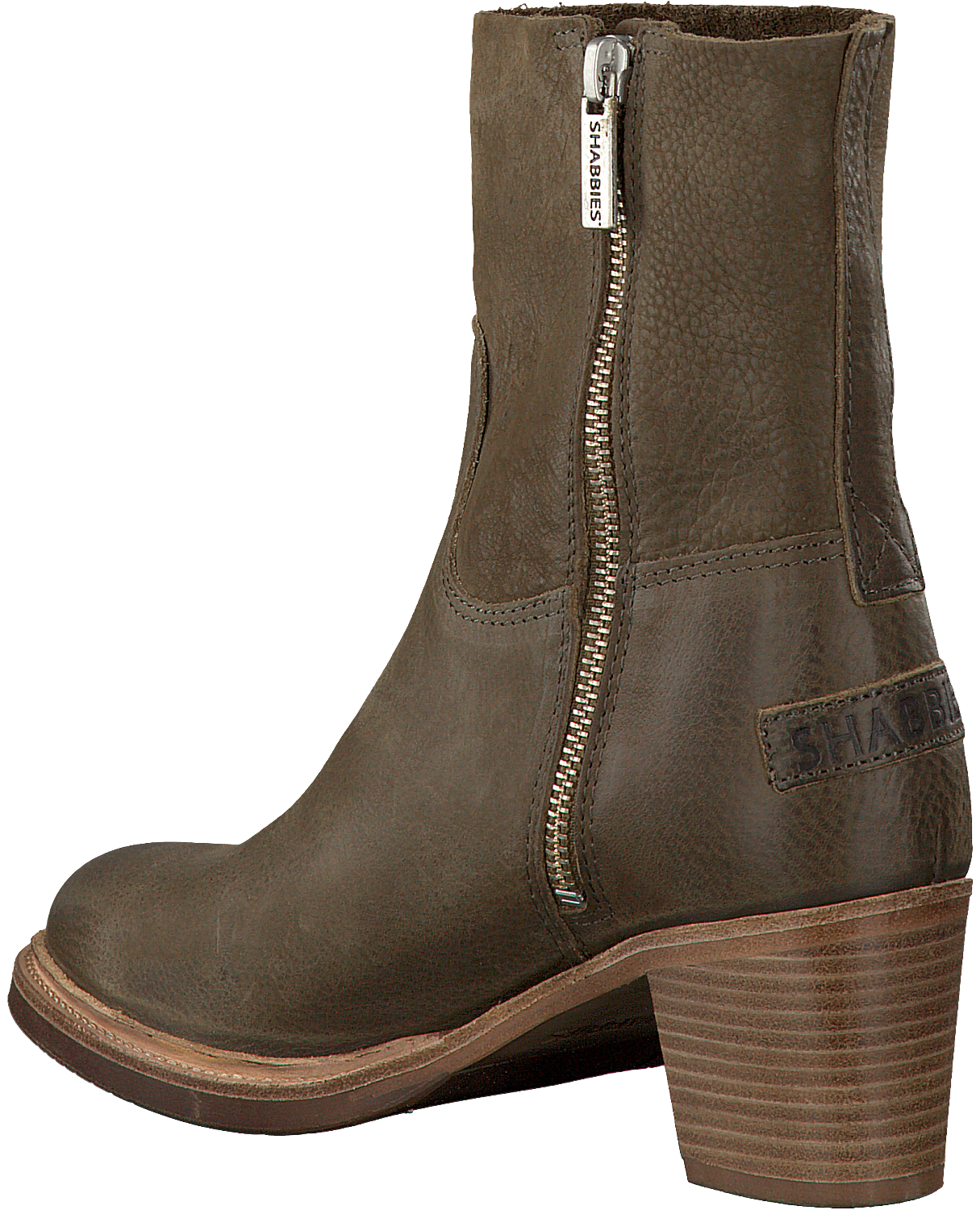 Shabbies Cheville 182020062 Taupe xetwobInD