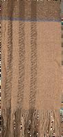 Bruine NOTRE-V Sjaal AMIR  - medium