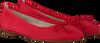 Rode PAUL GREEN Ballerina's 2398 - small