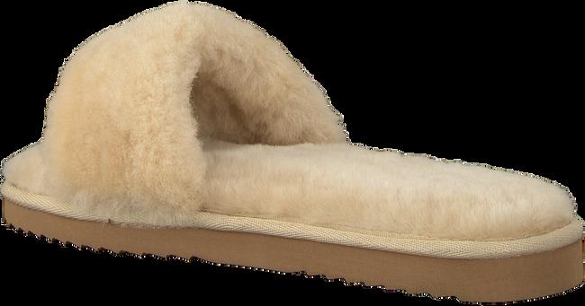 Beige WARMBAT Pantoffels LUNA WOMAN FUR - large