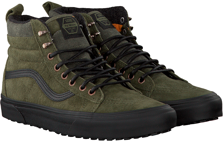 groene VANS Sneakers SK8-HI MTE HEREN | Omoda