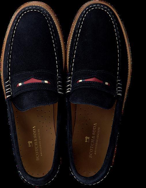 Blauwe SCOTCH & SODA Loafers REUS  - large