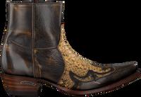 Bruine SENDRA Cowboylaarzen 9918  - medium