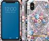 Roze IDEAL OF SWEDEN Telefoonhoesje FASHION CASE IPHONE X/XS - small