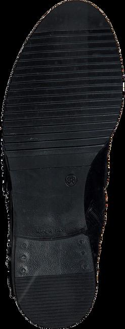 Zwarte OMODA Biker boots 165K SOLE KIRA - large
