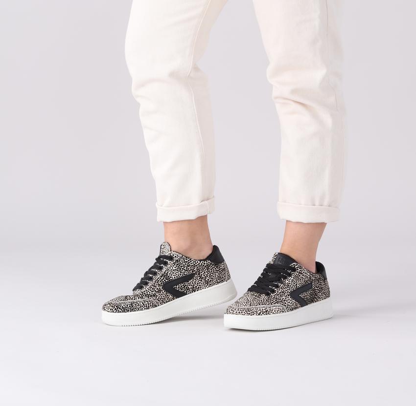 Beige HUB Lage sneakers BASELINE-W  - larger