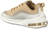Beige NIKE Sneakers AIR MAX AXIS WMNS  - small