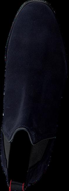 Blauwe HUGO BOSS Chelsea Boots BOHEME CHEB  - large