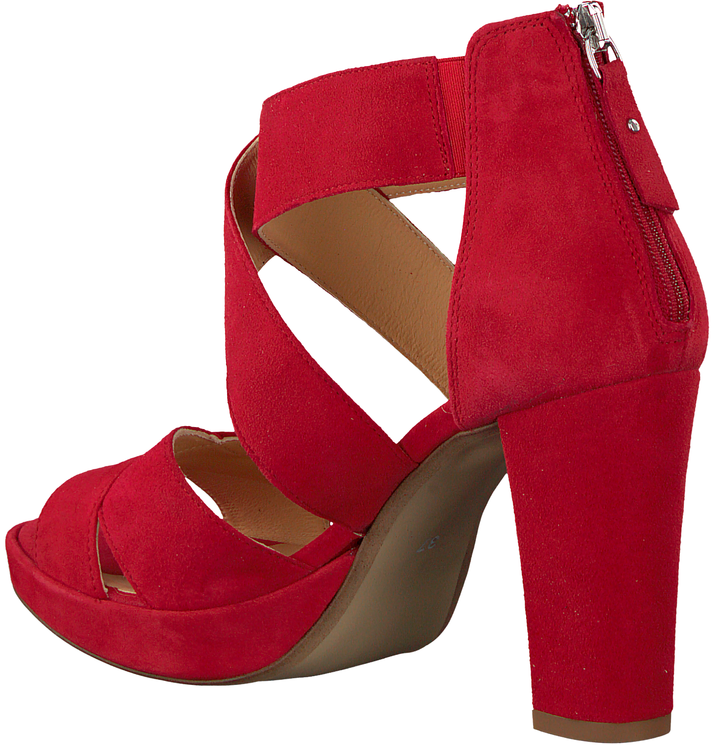 Omoda Sandales Rouges 8010853 9jdH69