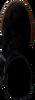 Zwarte GABOR Enkellaarsjes 670.2  - small