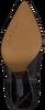 Gouden LOLA CRUZ Enkellaarsjes 293T16BK  - small