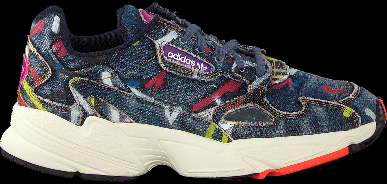 Blauwe ADIDAS Sneakers FALCON WMN   Omoda