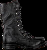 Zwarte A.S.98 Enkellaarsjes 259295  - medium