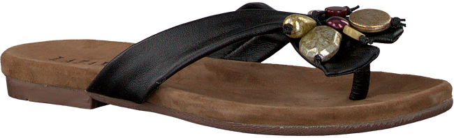 Zwarte LAZAMANI Slippers 75.573  - large
