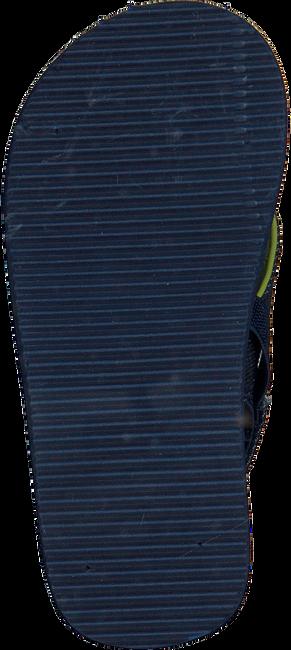 blauwe VINGINO Slippers JAX ENFANTS  - large