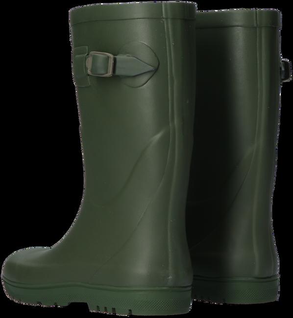 Groene AIGLE Regenlaarzen WOODYPOP 2  - large