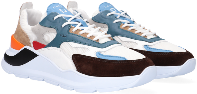 Bruine D.A.T.E Lage sneakers FUGA  - large