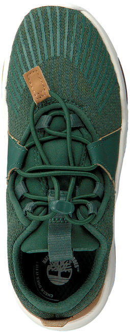 Groene TIMBERLAND Lage sneakers EARTH RALLY FLEXIKNIT OX  - large