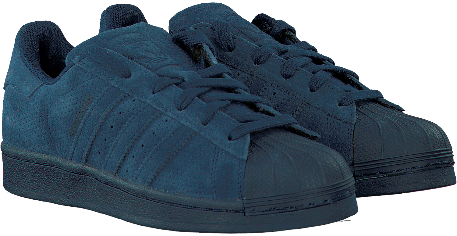 blauwe ADIDAS Sneakers SUPERSTAR RT | Omoda