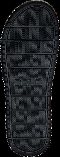 Zwarte POLO RALPH LAUREN Slippers RODWELL - large