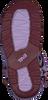 Paarse TEVA Sandalen 1102739 HURRICANE XLT2 PRINT  - small