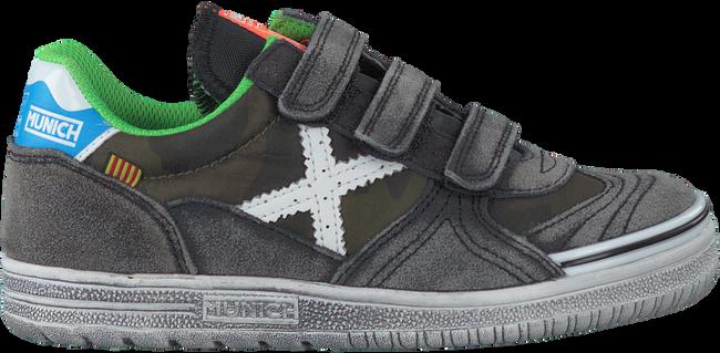 Grijze MUNICH Sneakers G3 KID VELCRO - large