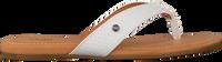 Witte UGG Slippers TUOLUMNE  - medium
