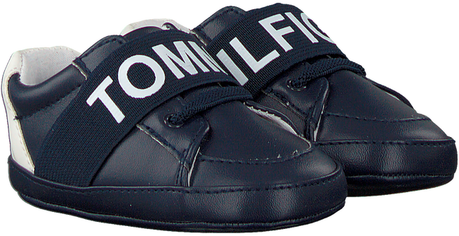 Blauwe TOMMY HILFIGER Babyschoenen 30406 - large