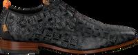 Zwarte REHAB Nette schoenen GREG TETRIS  - medium