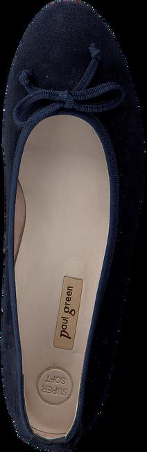 Blauwe PAUL GREEN Ballerina's 2598 - large