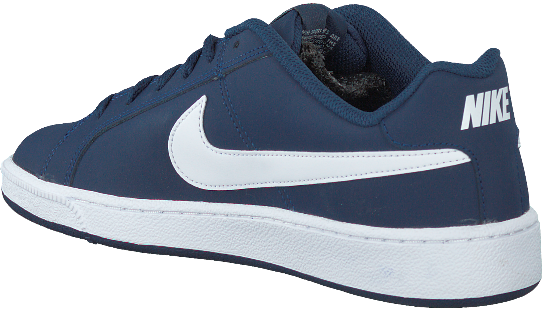 online store b3e6a 8c6cc Blauwe NIKE Sneakers COURT ROYALE NUBUCK - Omoda.nl