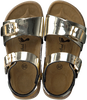 Zilveren WARMBAT Slippers NORDWIJK MIRROR METALLIC  - small