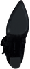 Zwarte JANET & JANET Enkellaarsjes 46400  - small
