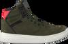 Groene HIP Hoge sneaker H1969  - small