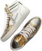 Gouden ARCHIVIO,22 Hoge sneaker DEVILLE MID - small