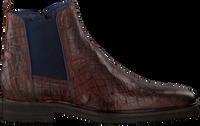 Cognac OMODA Chelsea boots 36597 - medium