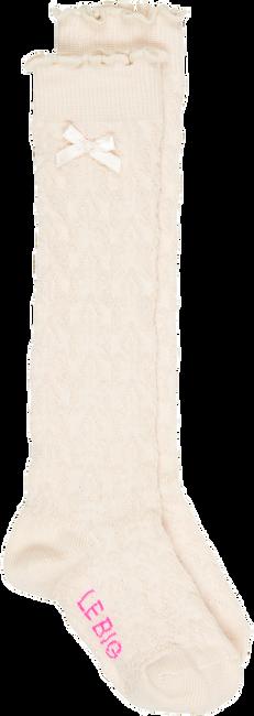 Beige LE BIG Sokken MIMI KNEE HIGH  - large