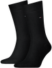 Zwarte TOMMY HILFIGER Sokken TH MEN SOCK CLASSIC - small