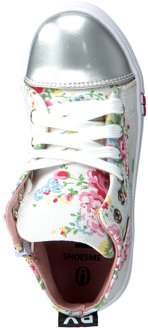 Witte SHOESME Sneakers SH8S016 - large