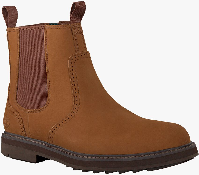 Bruine TIMBERLAND Chelsea boots SQUALL CANYON CHELSEA - larger