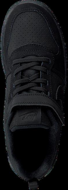 Zwarte NIKE Sneakers COURT BOROUGH LOW (GS) - large
