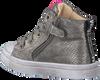 Zilveren SHOESME Hoge sneaker SH20W020  - small
