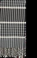 Zwarte TEATRO Sjaal PUNCHY  - medium